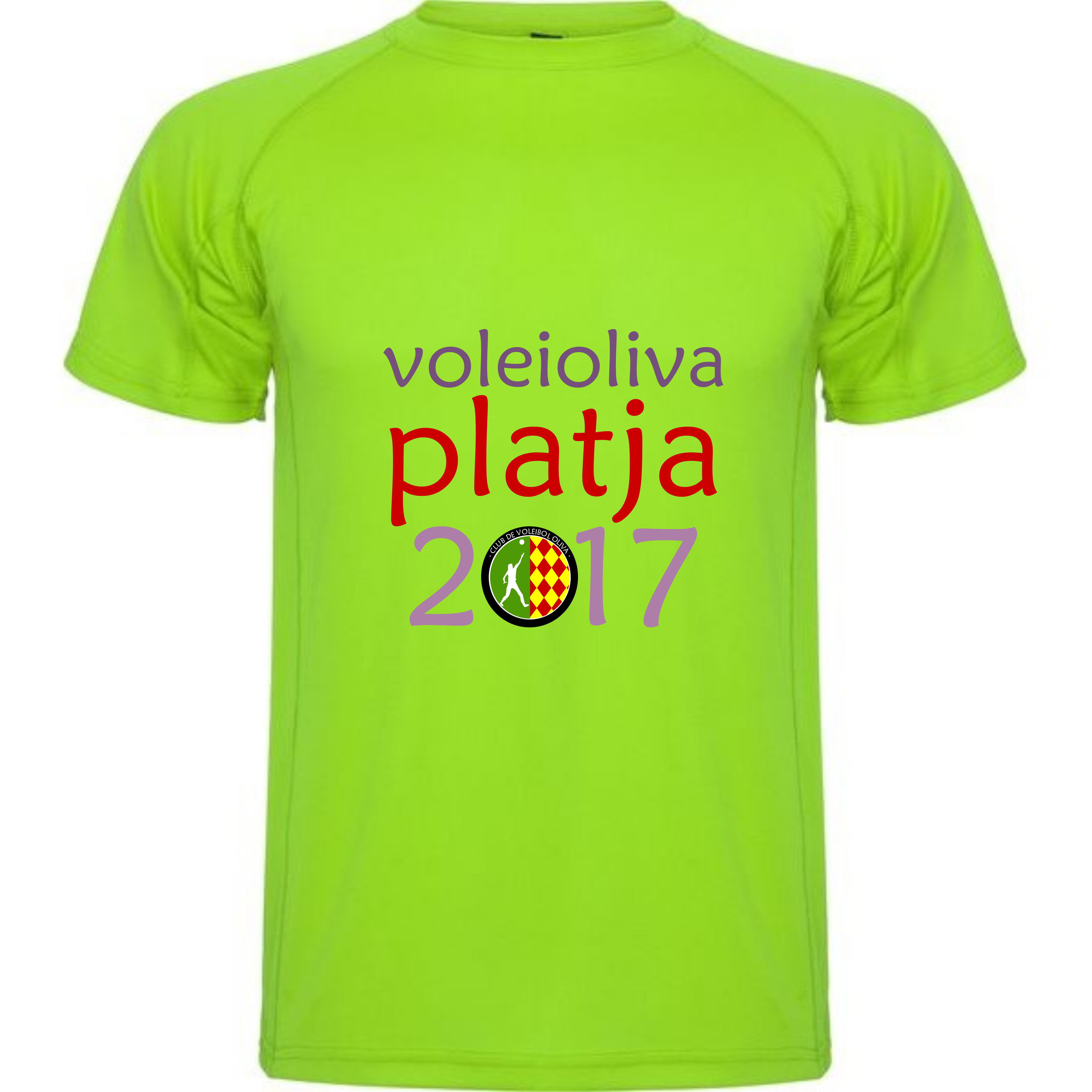 Camiseta Torneos Version 3
